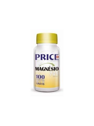 MAGNÉSIO PRICE - 100 COMPRIMIDOS