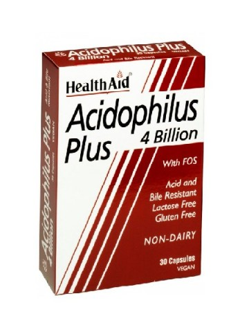 ACIDOPHILUS PLUS 30 Cápsulas