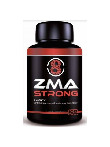 RED 8 ZMA STRONG